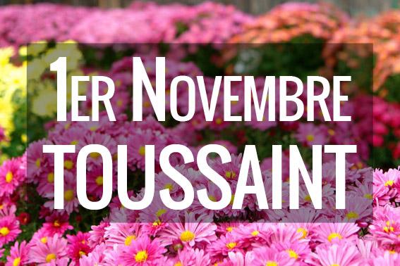 Jeudi 1er novembre  1er-novembre-toussaint